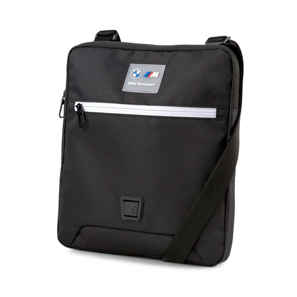Зображення Puma Сумка BMW M Motorsport Large Portable Bag #1: Puma Black