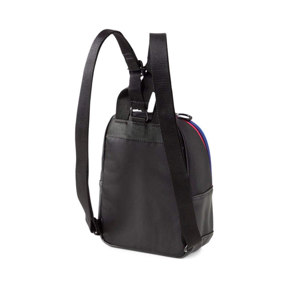 Изображение Puma Рюкзак BMW M Motorsport Women's Mini Backpack #2: Puma Black