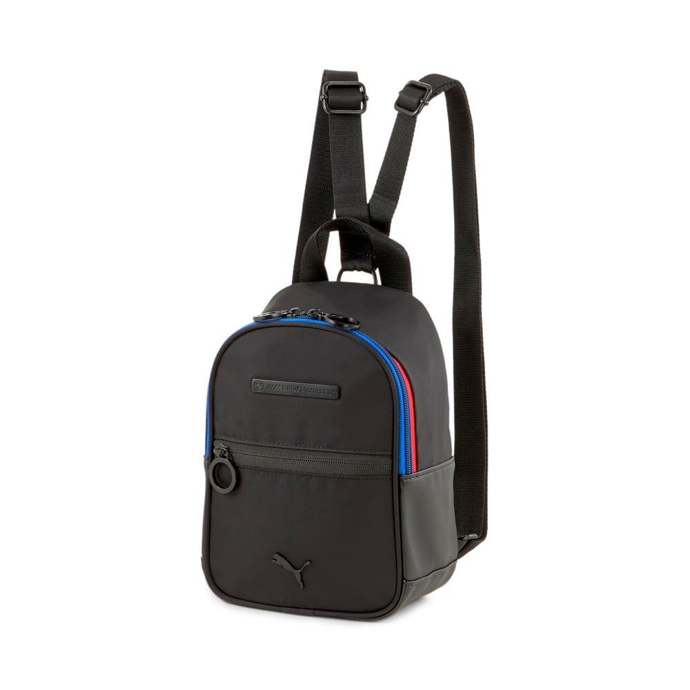 Изображение Puma Рюкзак BMW M Motorsport Women's Mini Backpack #1: Puma Black