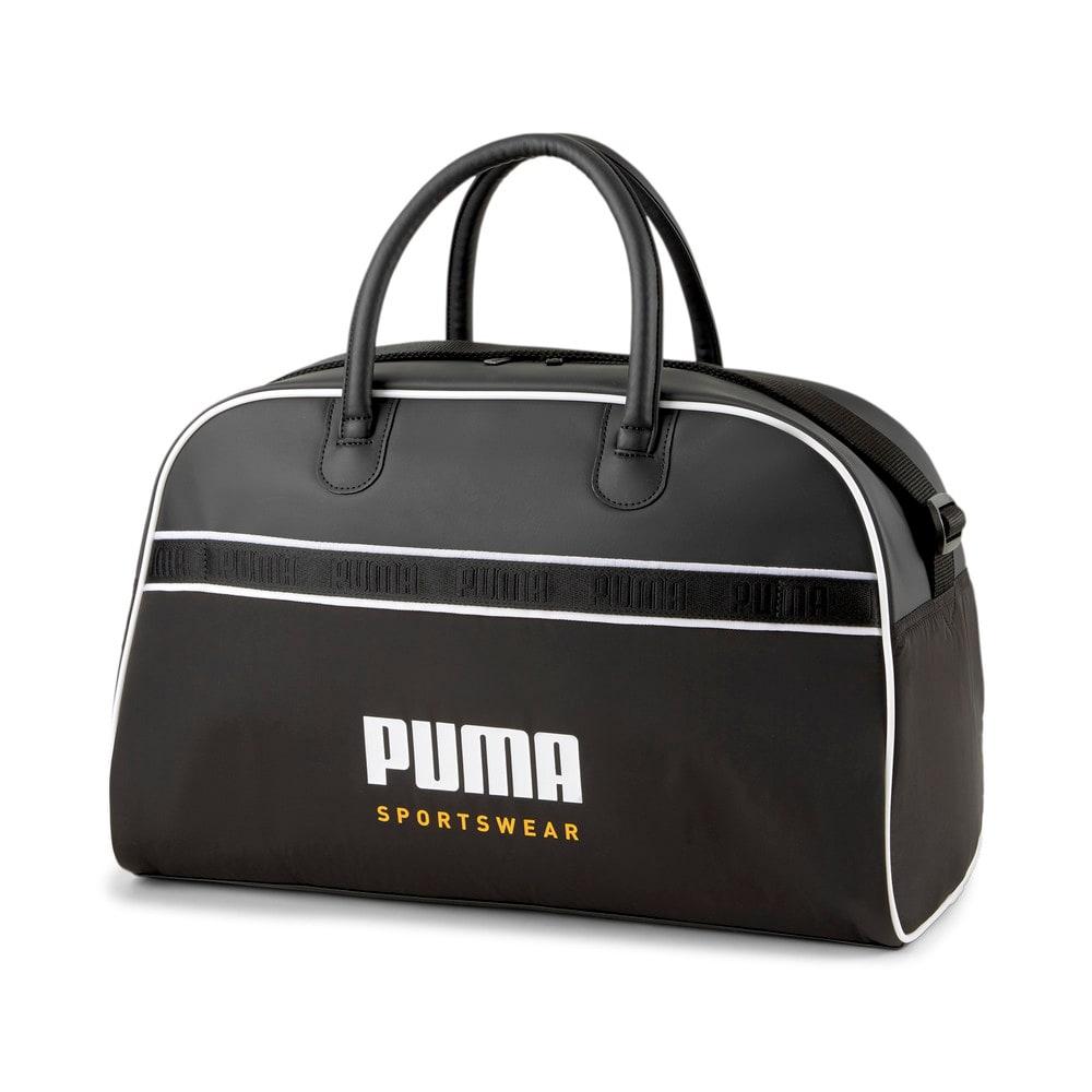 Изображение Puma Сумка Campus Grip Bag #1: Puma Black