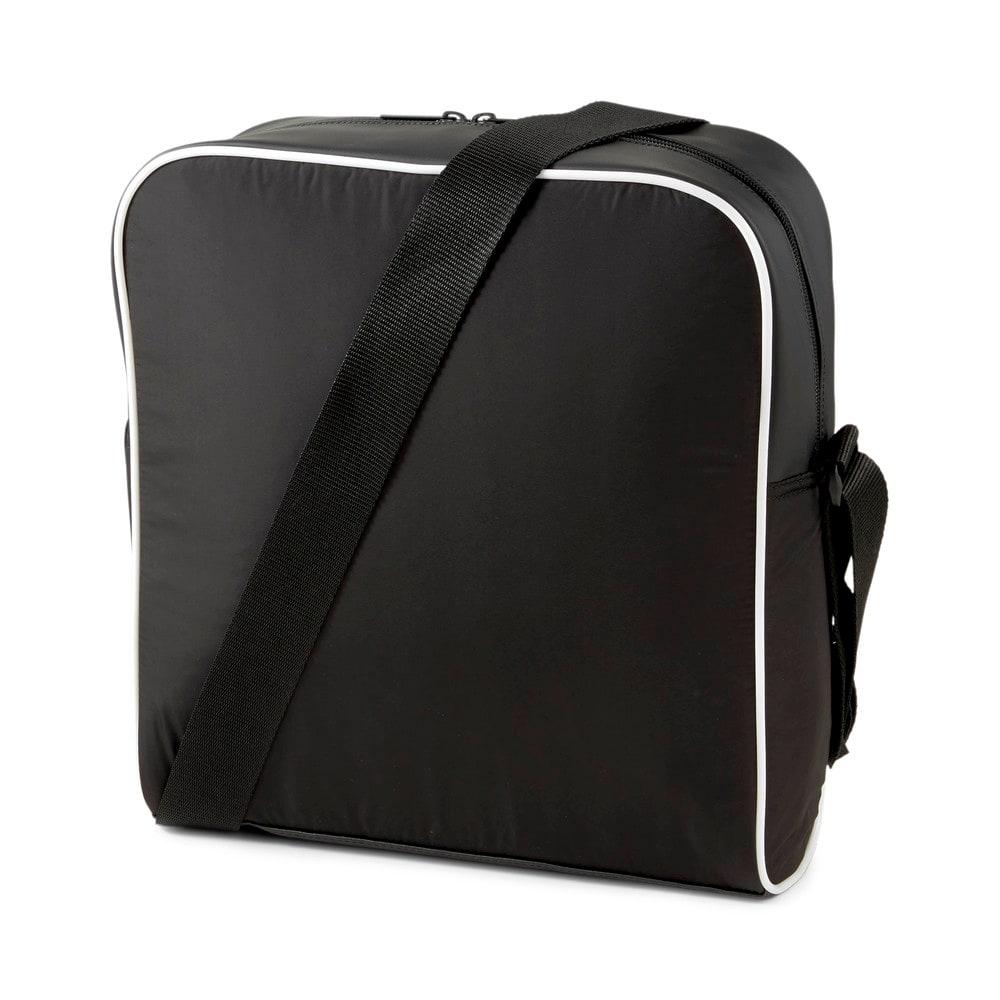 Изображение Puma Сумка Campus Flight Bag #2: Puma Black