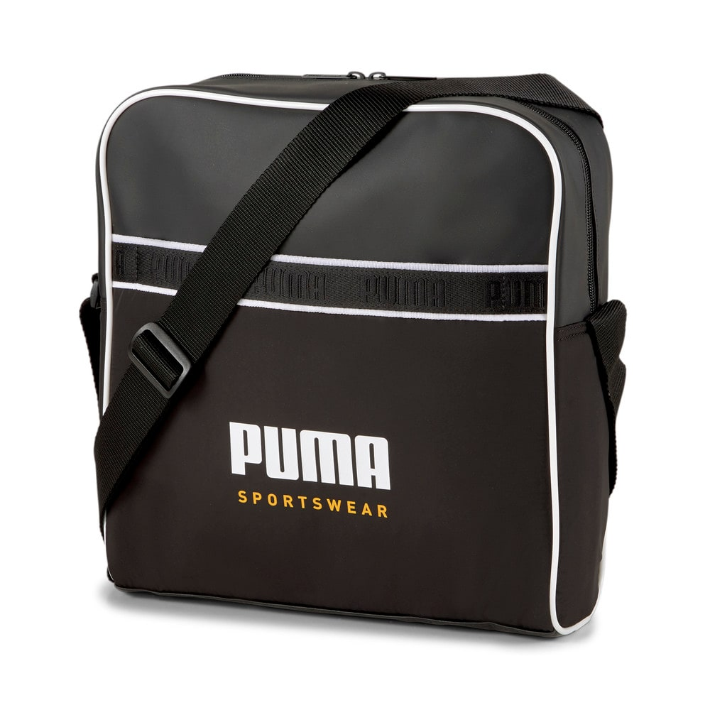Изображение Puma Сумка Campus Flight Bag #1: Puma Black
