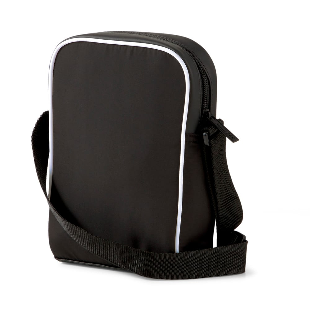 Изображение Puma Сумка Campus Compact Portable Bag #2: Puma Black