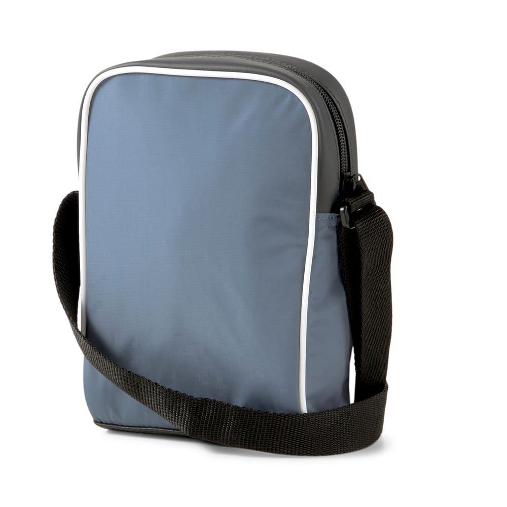 Зображення Puma Сумка Campus Compact Portable Bag #2: China Blue-Puma Black
