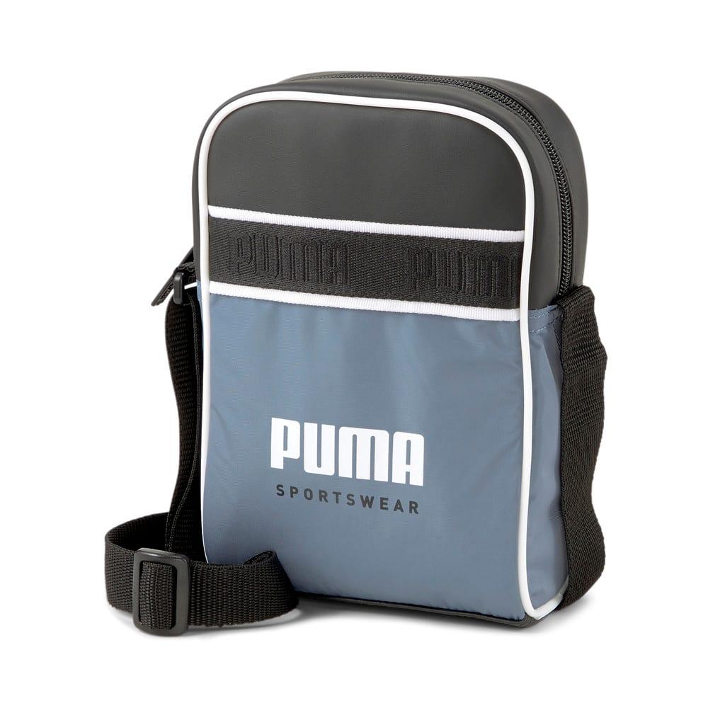 Зображення Puma Сумка Campus Compact Portable Bag #1: China Blue-Puma Black