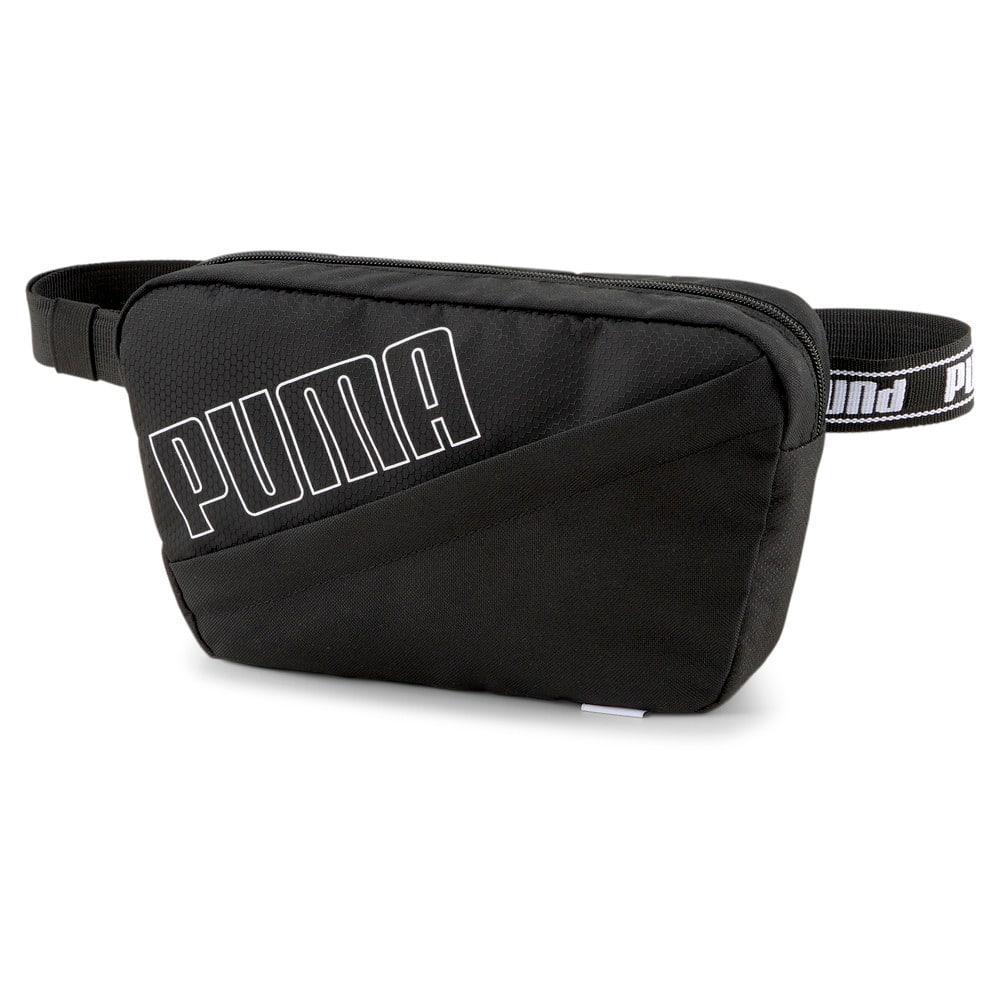 Зображення Puma Сумка на пояс EvoEssentials X-Waist Bag #1: Puma Black
