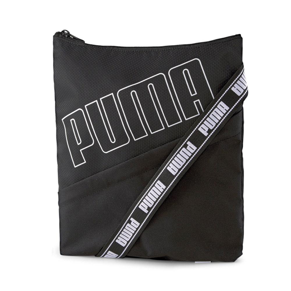 Зображення Puma Сумка EvoEssentials Besace Bag #1: Puma Black