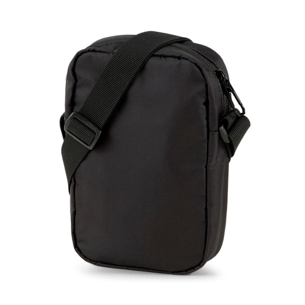 Изображение Puma Сумка EvoPLUS Compact Portable Shoulder Bag #2: Puma Black