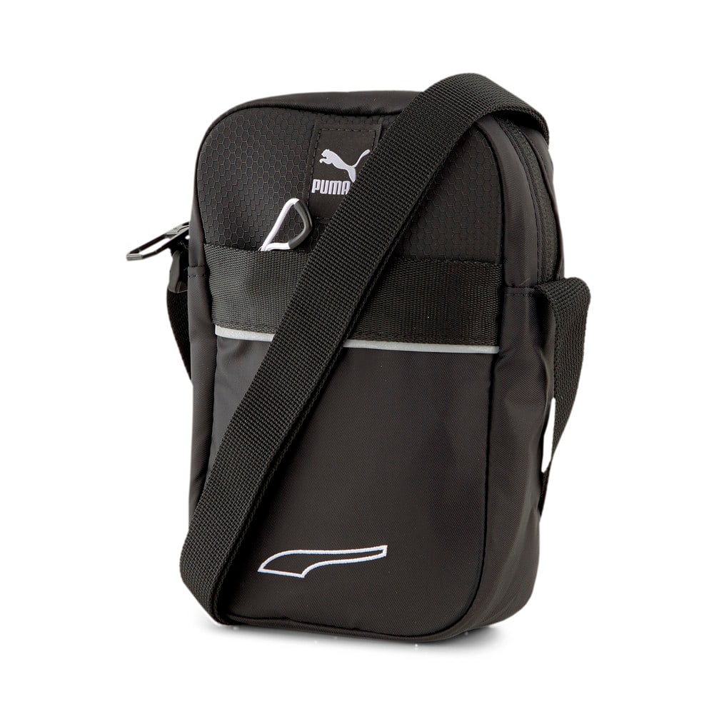 Изображение Puma Сумка EvoPLUS Compact Portable Shoulder Bag #1: Puma Black