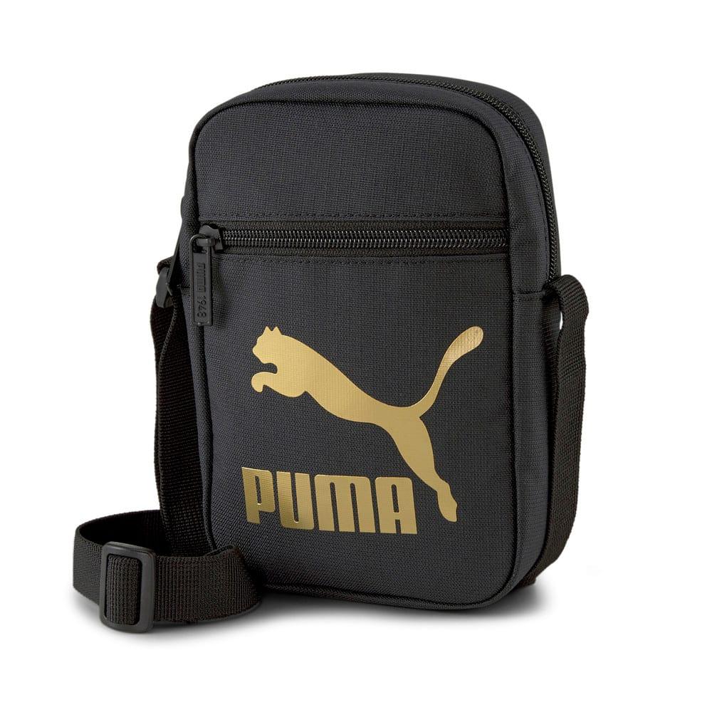 Зображення Puma Сумка Originals Compact Portable Shoulder Bag #1: Puma Black
