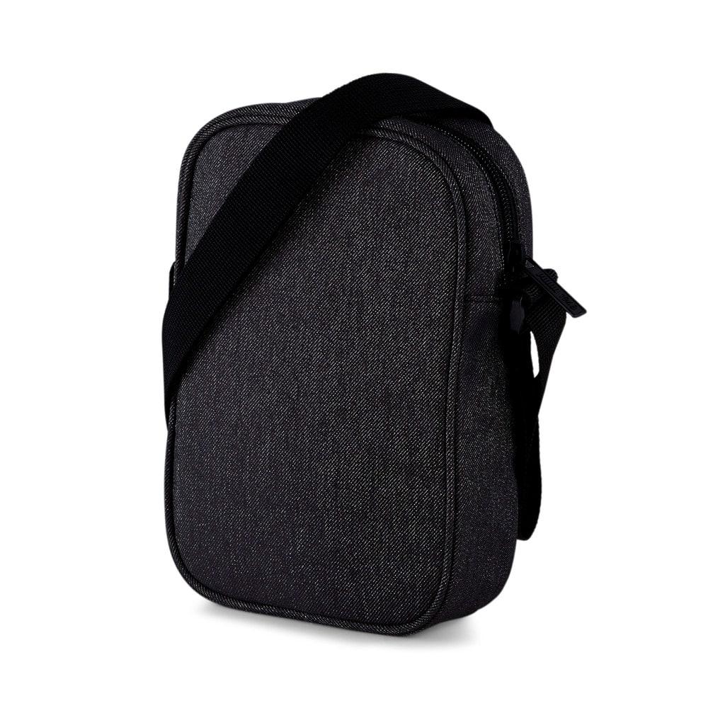 Изображение Puma Сумка Originals Futro Portable Shoulder Bag #2: Puma Black