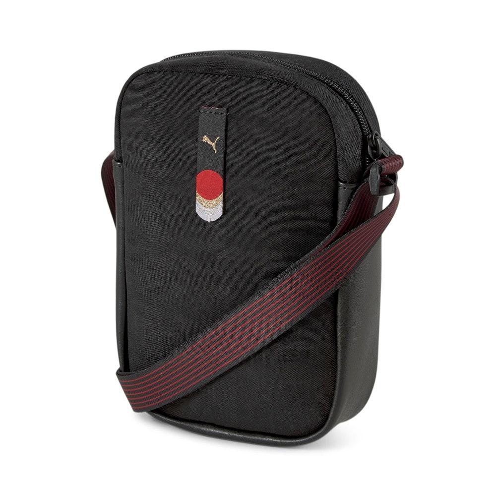 Изображение Puma Сумка AS Compact Portable #2: Puma Black
