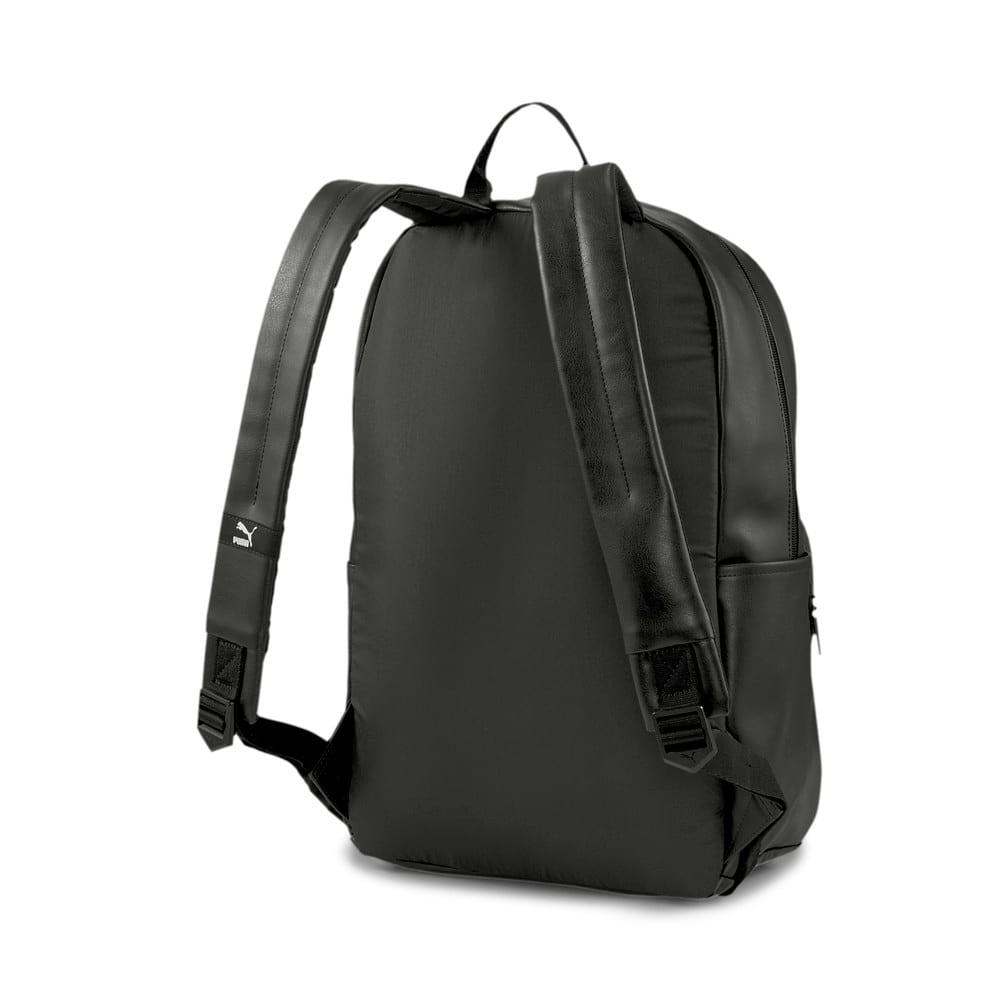 Изображение Puma Рюкзак Originals PU Backpack #2: Puma Black