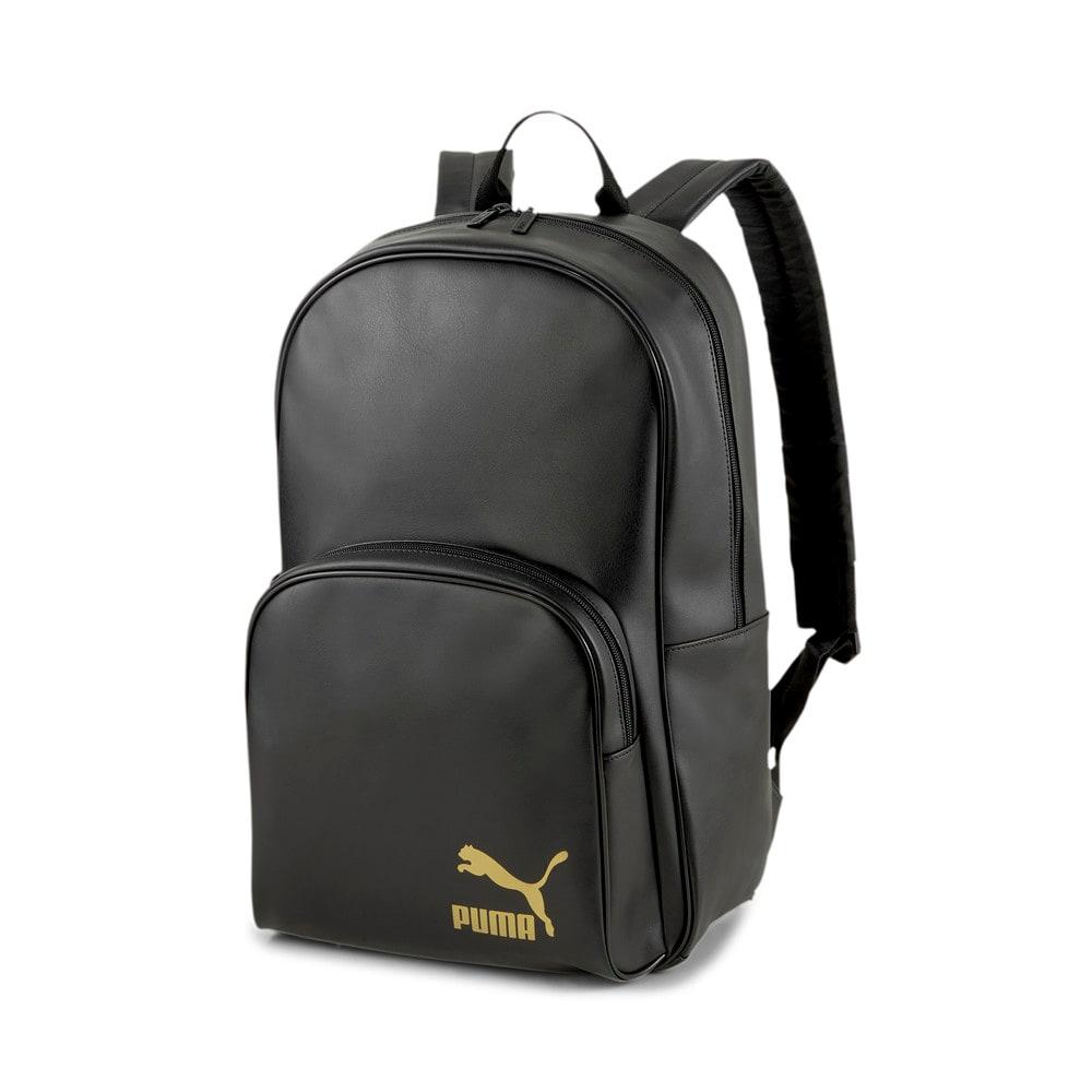 Изображение Puma Рюкзак Originals PU Backpack #1: Puma Black