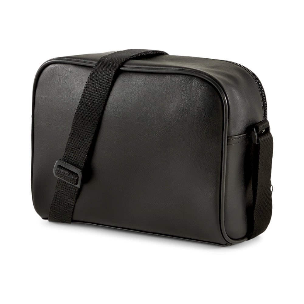 Изображение Puma Сумка Originals PU Small Shoulder Bag #2: Puma Black