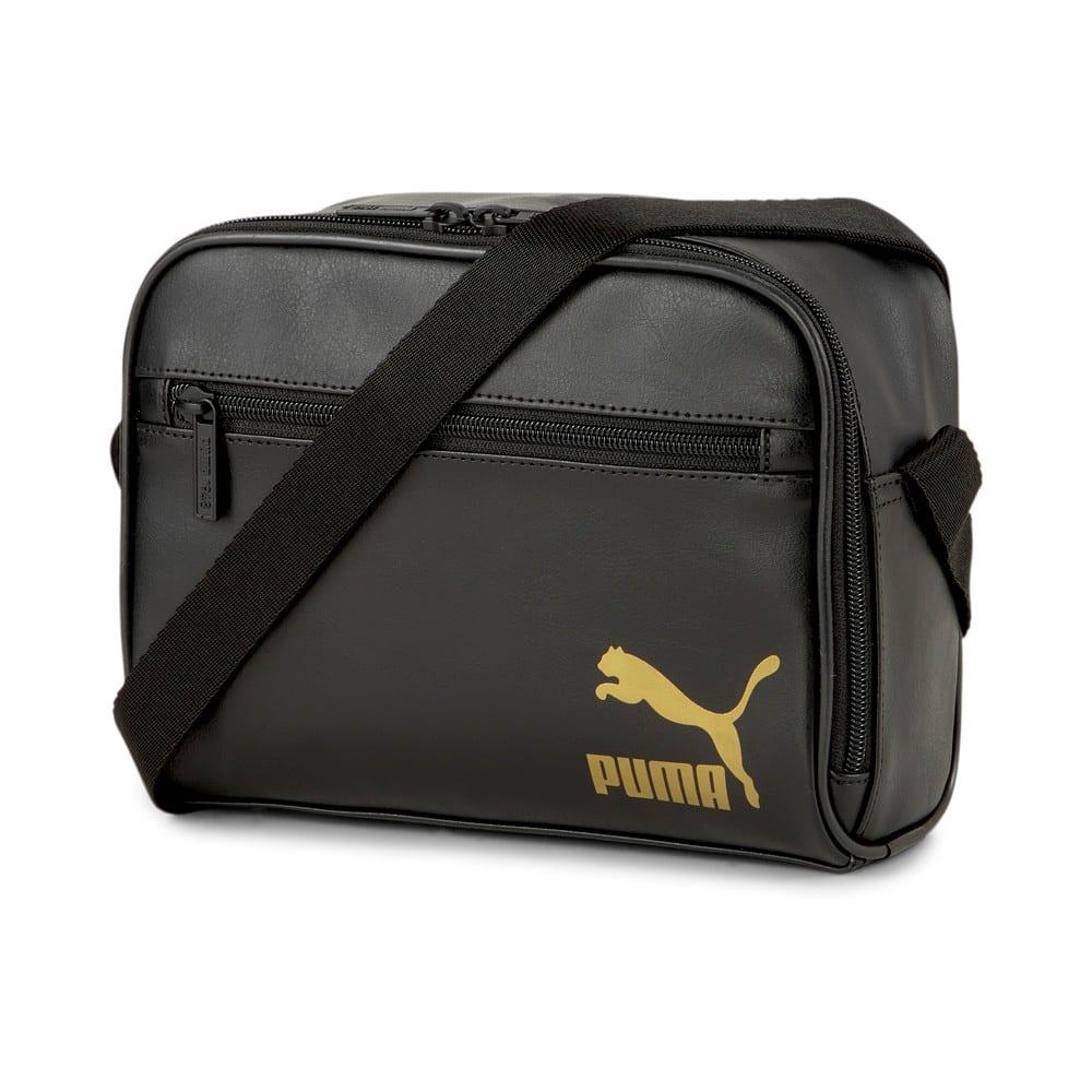 Изображение Puma Сумка Originals PU Small Shoulder Bag #1: Puma Black