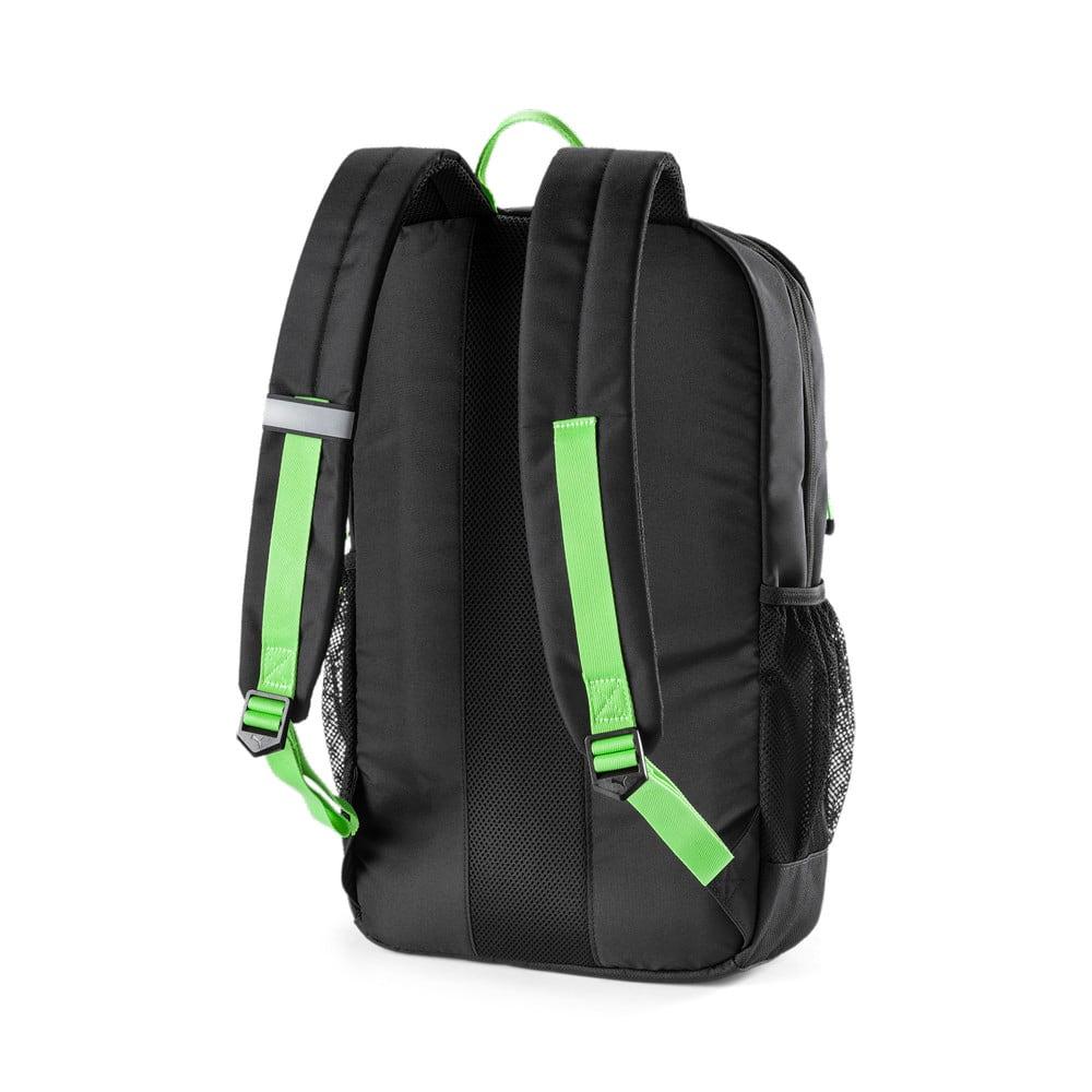 Изображение Puma Рюкзак PUMA x SANTA CRUZ Backpack #2: Puma Black-Green Flash
