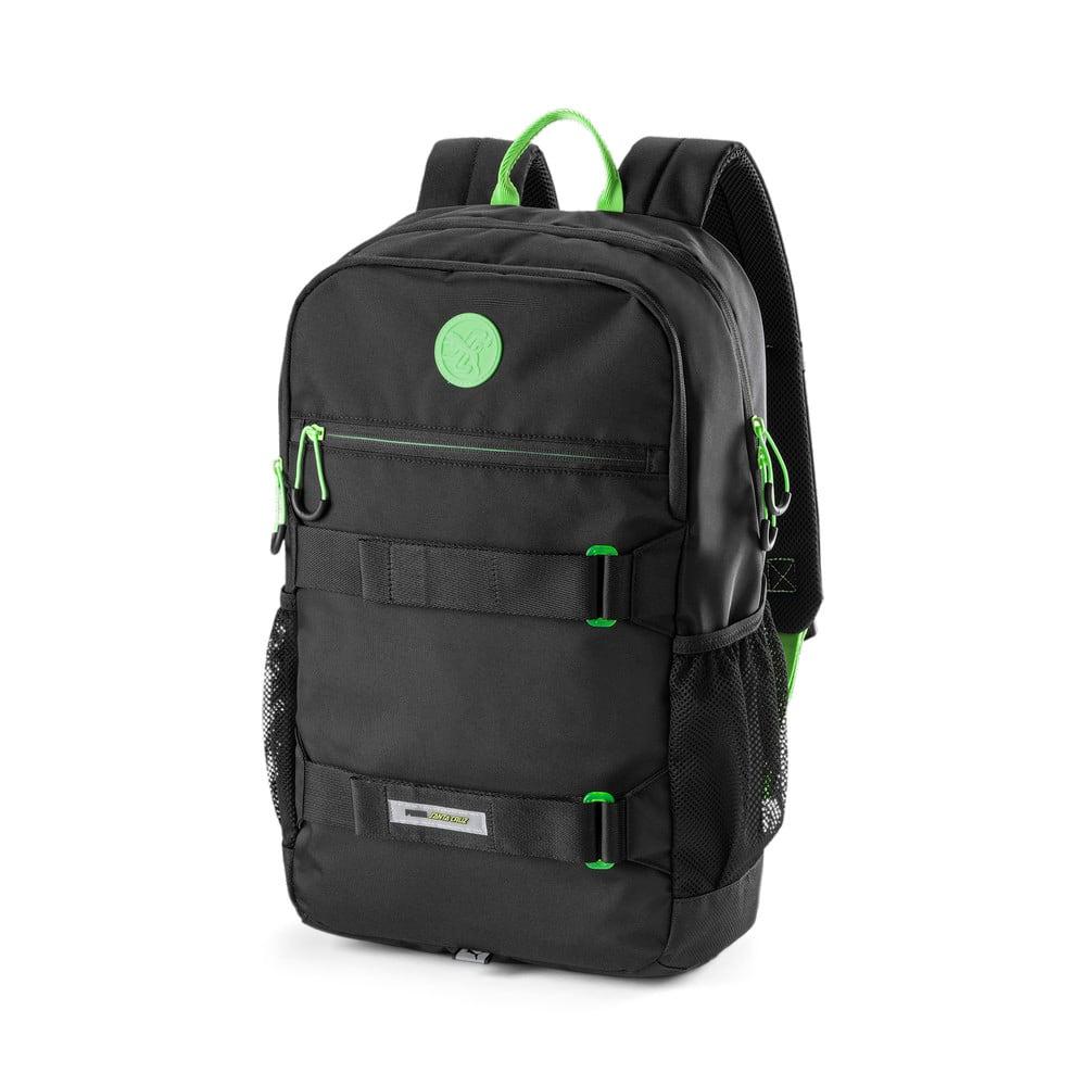 Изображение Puma Рюкзак PUMA x SANTA CRUZ Backpack #1: Puma Black-Green Flash