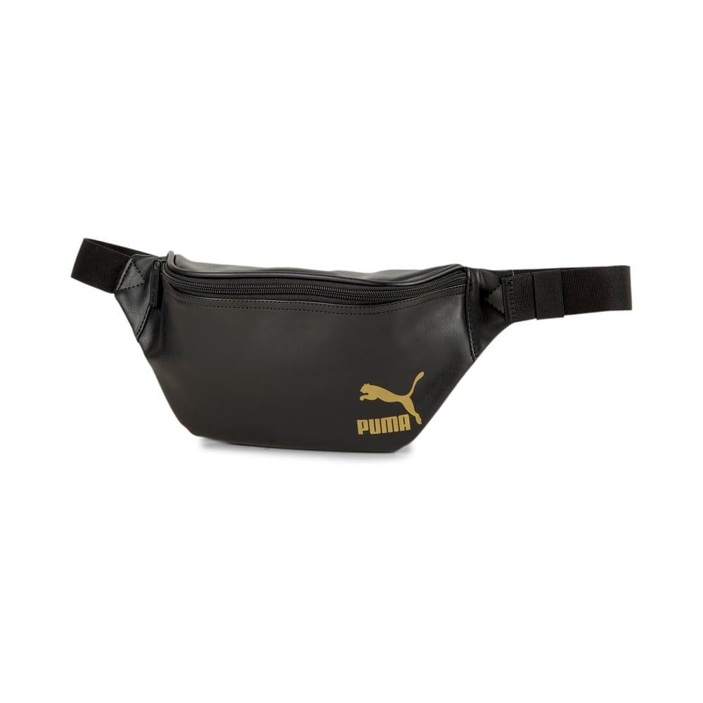 Изображение Puma Сумка на пояс Originals PU Waist Bag #1: Puma Black