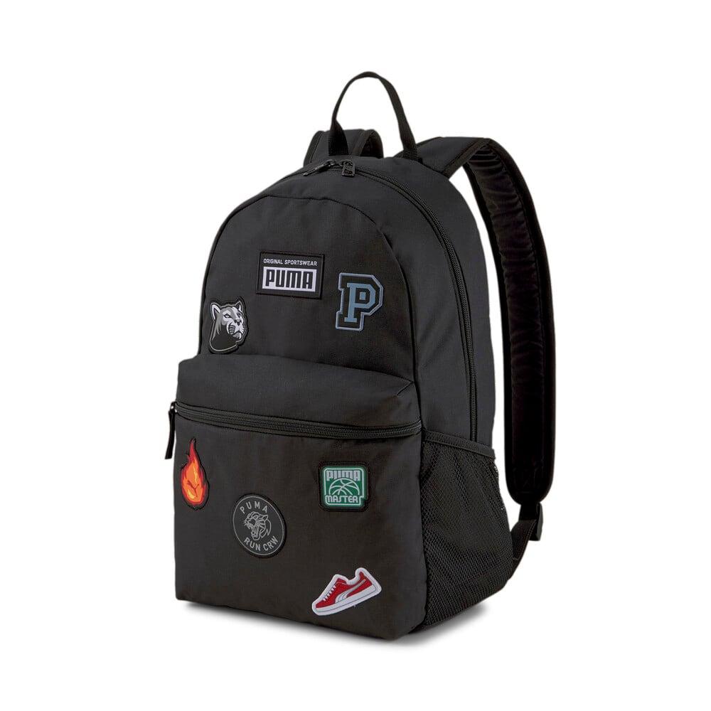 Зображення Puma Рюкзак Patch Backpack #1: Puma Black