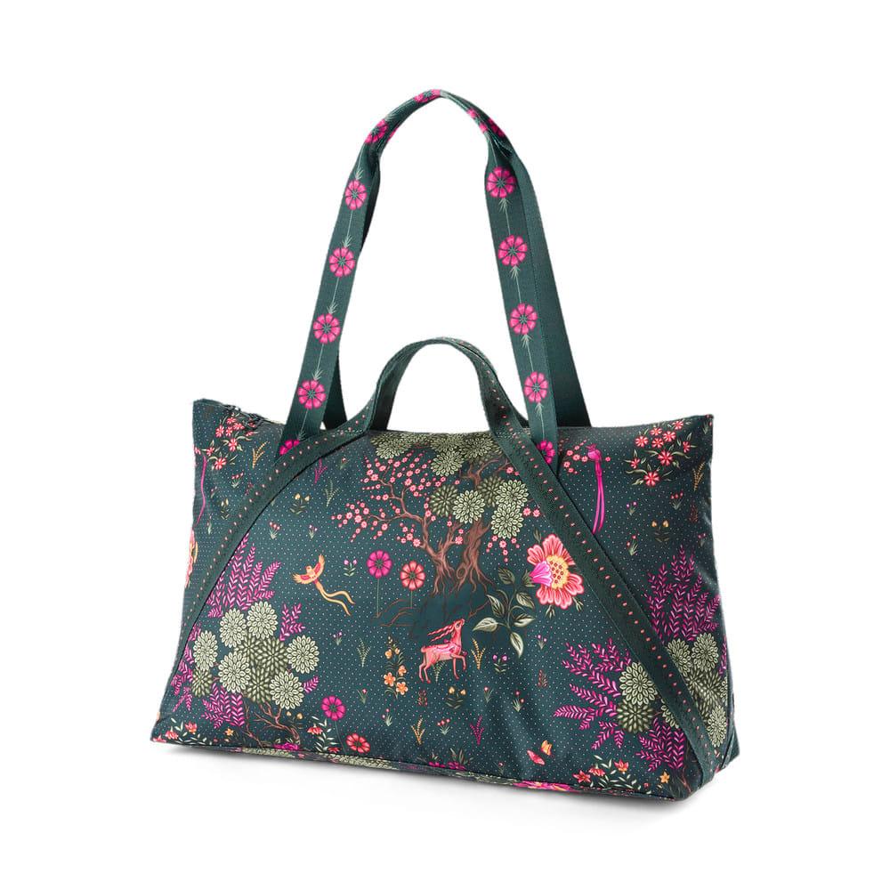 Зображення Puma Сумка PUMA x LIBERTY Women's Shopper #2: Green Gables-AOP