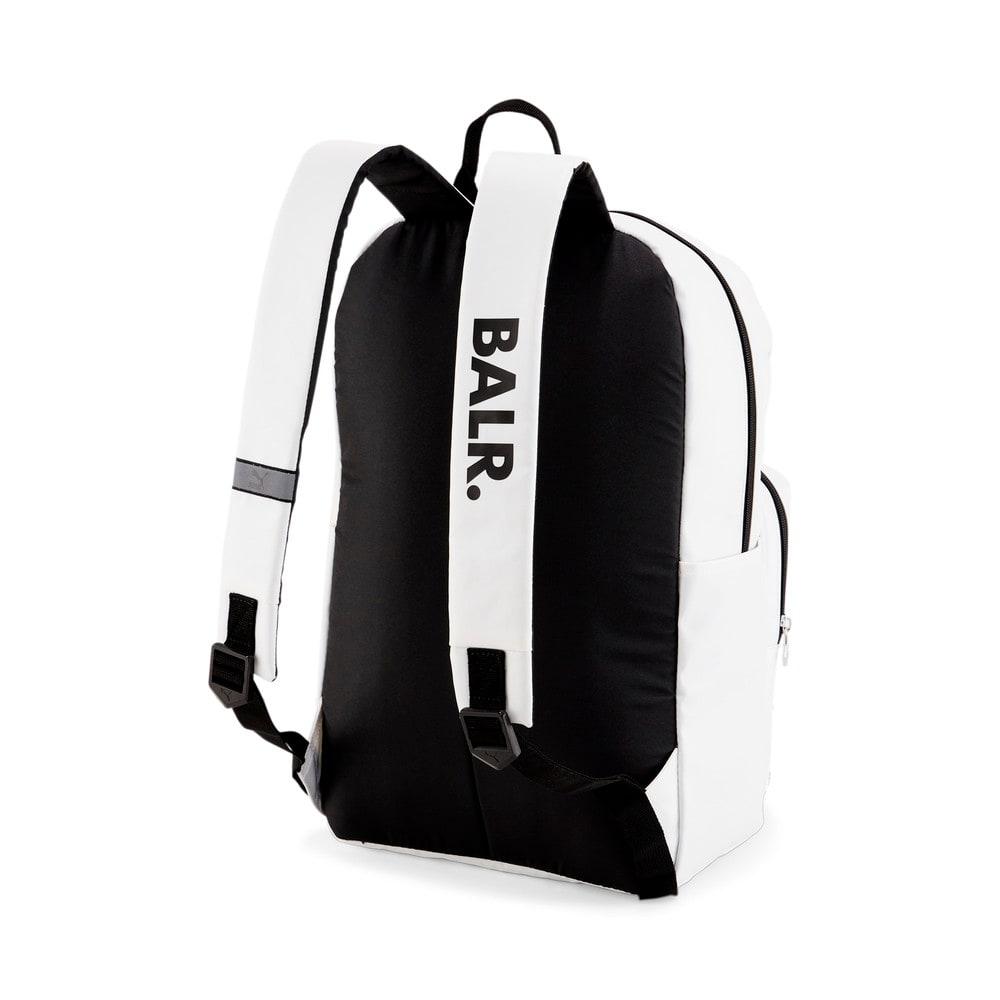 Изображение Puma Рюкзак PUMA x BALR. Football Backpack #2: Puma White