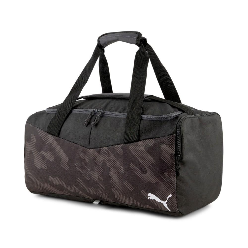 Зображення Puma Сумка individualRISE Small Football Bag #1: Puma Black-Asphalt
