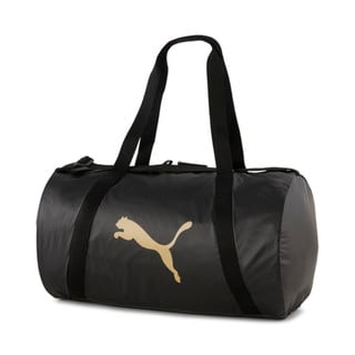 Изображение Puma Сумка Essentials Moto Women's Training Barrel Bag