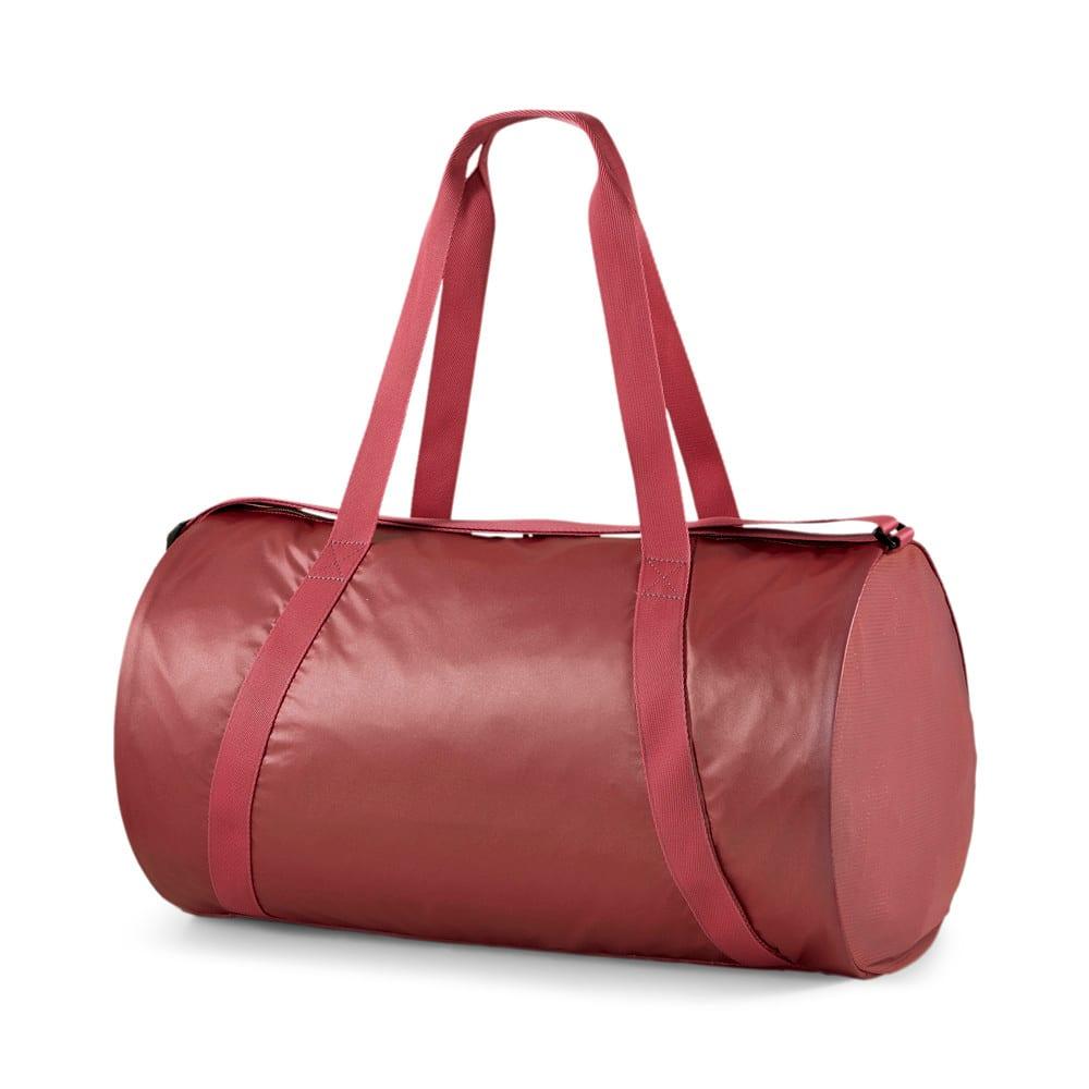 Изображение Puma Сумка Essentials Moto Women's Training Barrel Bag #2: Mauvewood-Rose Gold-motopack