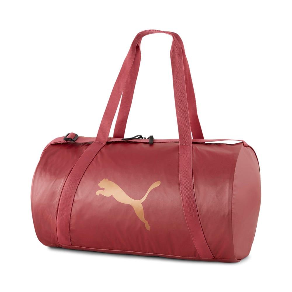 Изображение Puma Сумка Essentials Moto Women's Training Barrel Bag #1: Mauvewood-Rose Gold-motopack