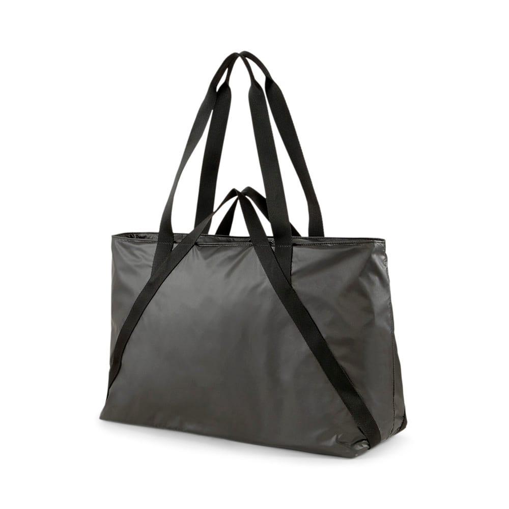 Зображення Puma Сумка Essentials Moto Women's Training Shopper #2: Puma Black-Rose Gold