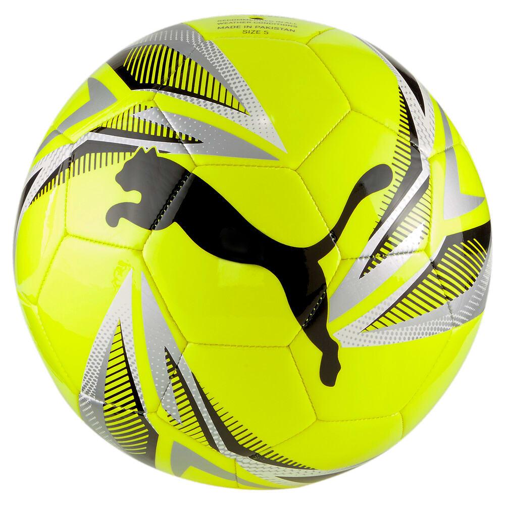 Зображення Puma Футбольний м'яч ftblPLAY Big Cat Ball #1: Yellow Alert-Puma Black-Puma White