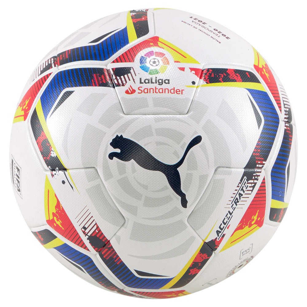 Зображення Puma Футбольний м'яч LaLiga 1 ACCELERATE (FIFA) #1