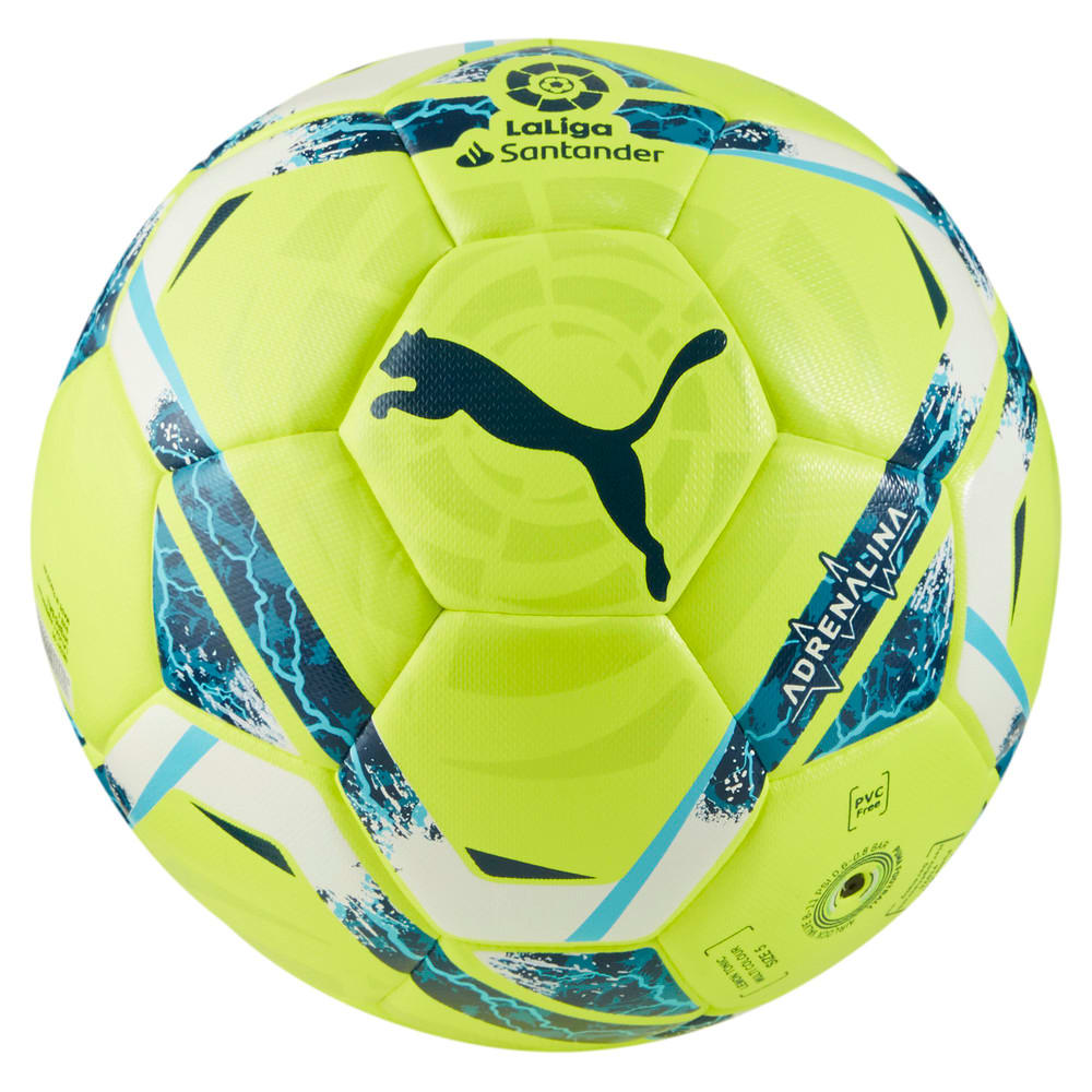 Зображення Puma М'яч La Liga Adrenalina Hybrid Match Ball #1