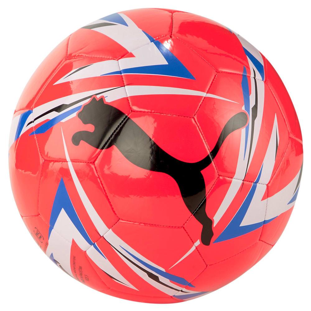Зображення Puma Футбольний м'яч KA Big Cat Football #1: Sunblaze-Puma Black-Bluemazing