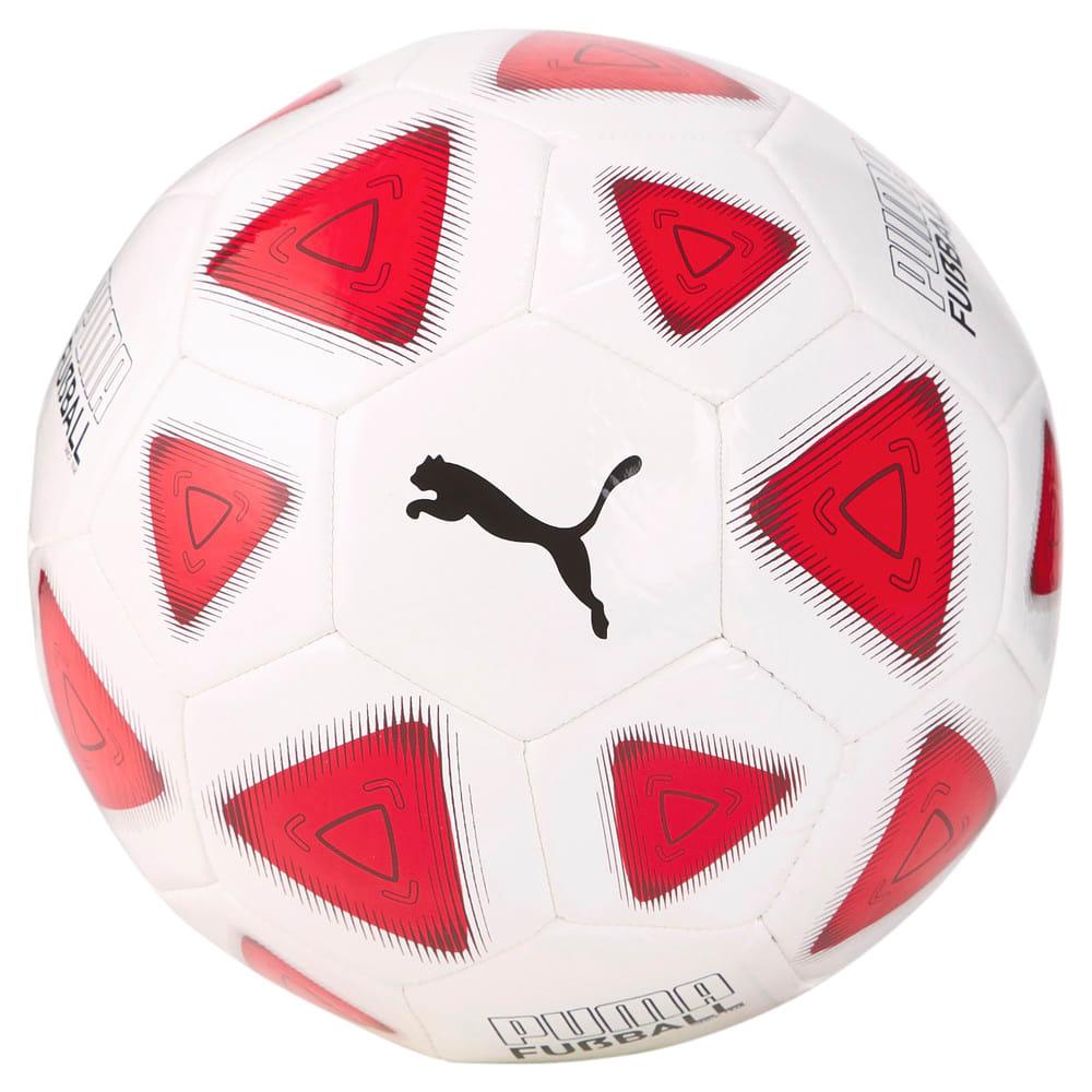 Изображение Puma Футбольный мяч FUßBALL Prestige Football #2: Puma White-Puma Red-Puma Black