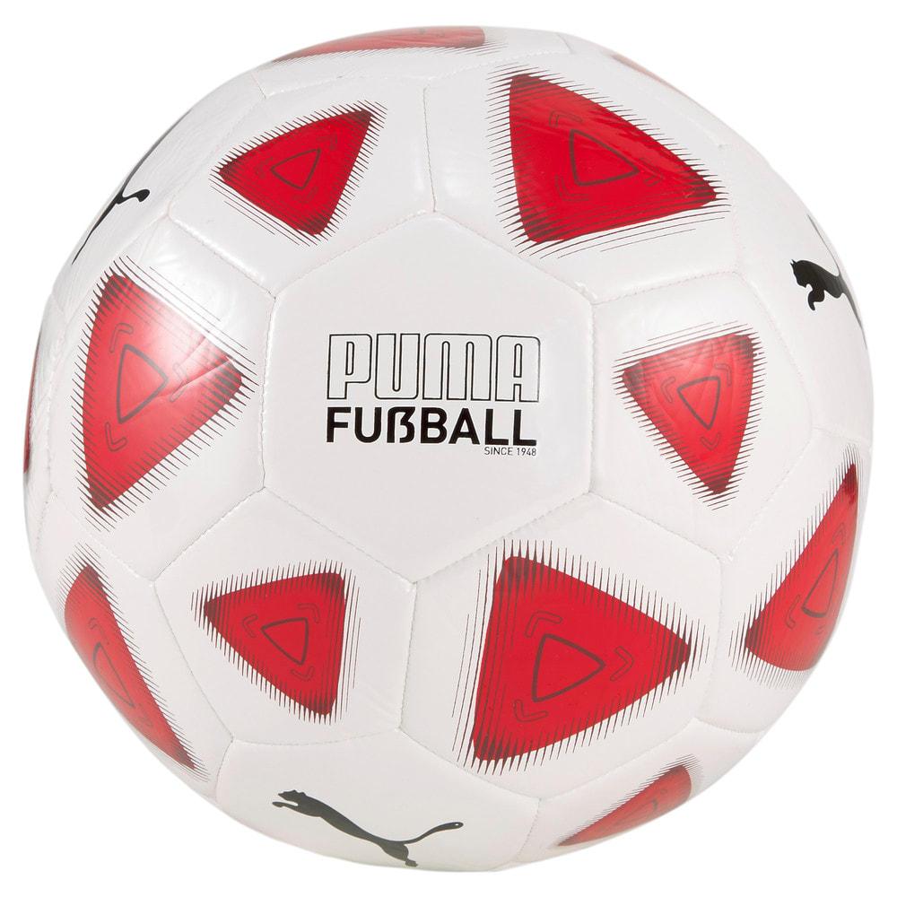 Изображение Puma Футбольный мяч FUßBALL Prestige Football #1: Puma White-Puma Red-Puma Black