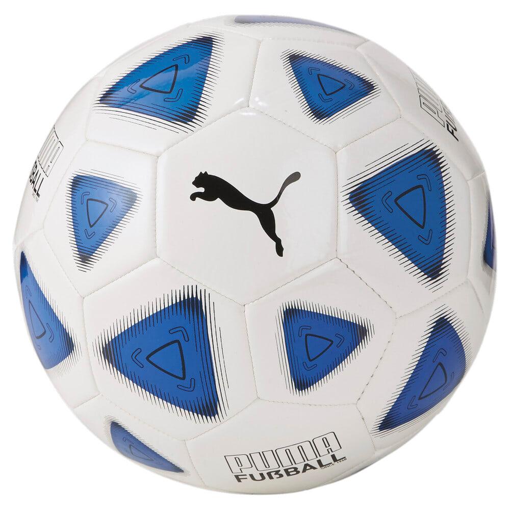 Изображение Puma Футбольный мяч FUßBALL Prestige Football #2: Puma White-Puma Royal-Puma Black