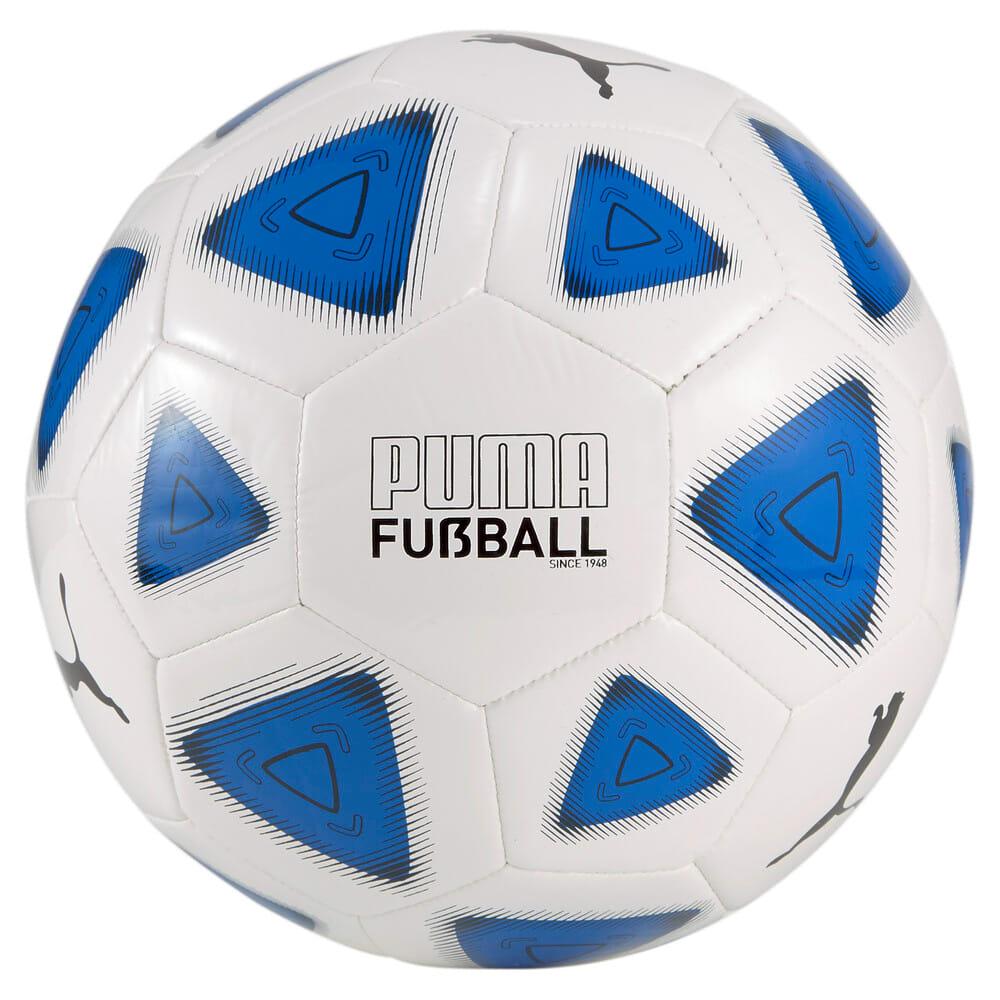 Изображение Puma Футбольный мяч FUßBALL Prestige Football #1: Puma White-Puma Royal-Puma Black