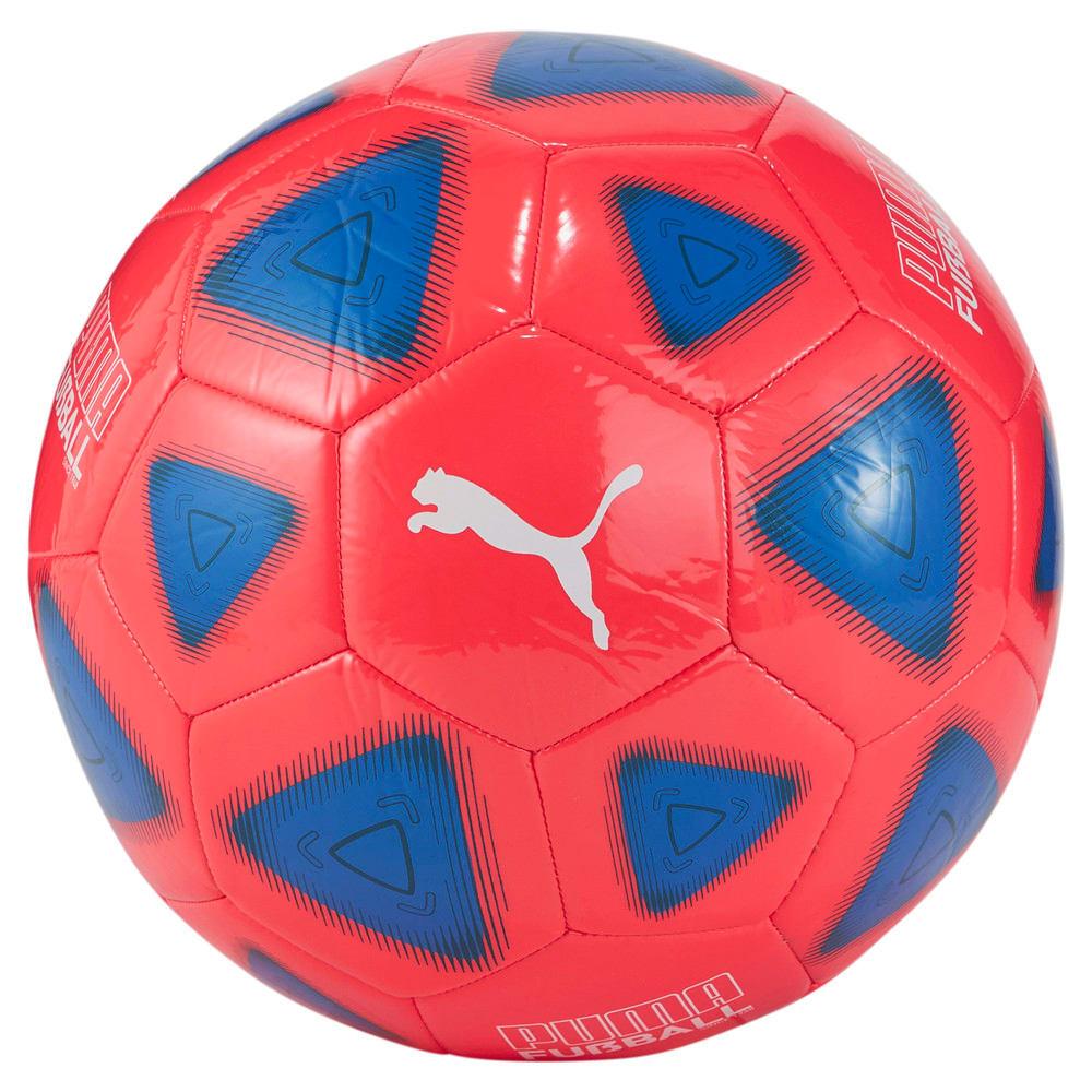 Зображення Puma Футбольний м'яч FUßBALL Prestige Football #2: Sunblaze-Bluemazing-Puma Black