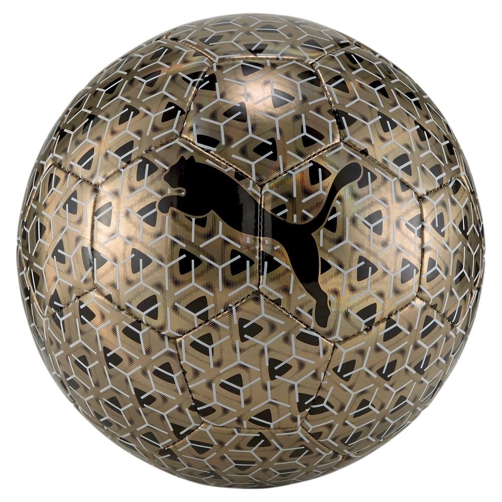 Изображение Puma Футбольный мяч Street Football #2: Gold-Puma Black