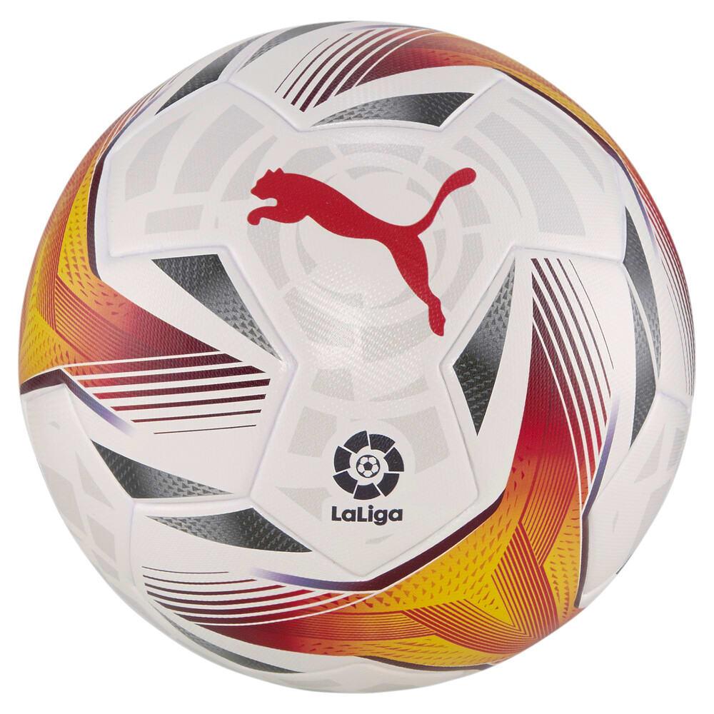 Изображение Puma Мяч La Liga1 Accelerate FQ Football #2: Puma White-multi colour
