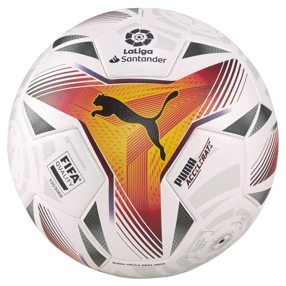 Изображение Puma Мяч La Liga1 Accelerate FQ Football #1: Puma White-multi colour
