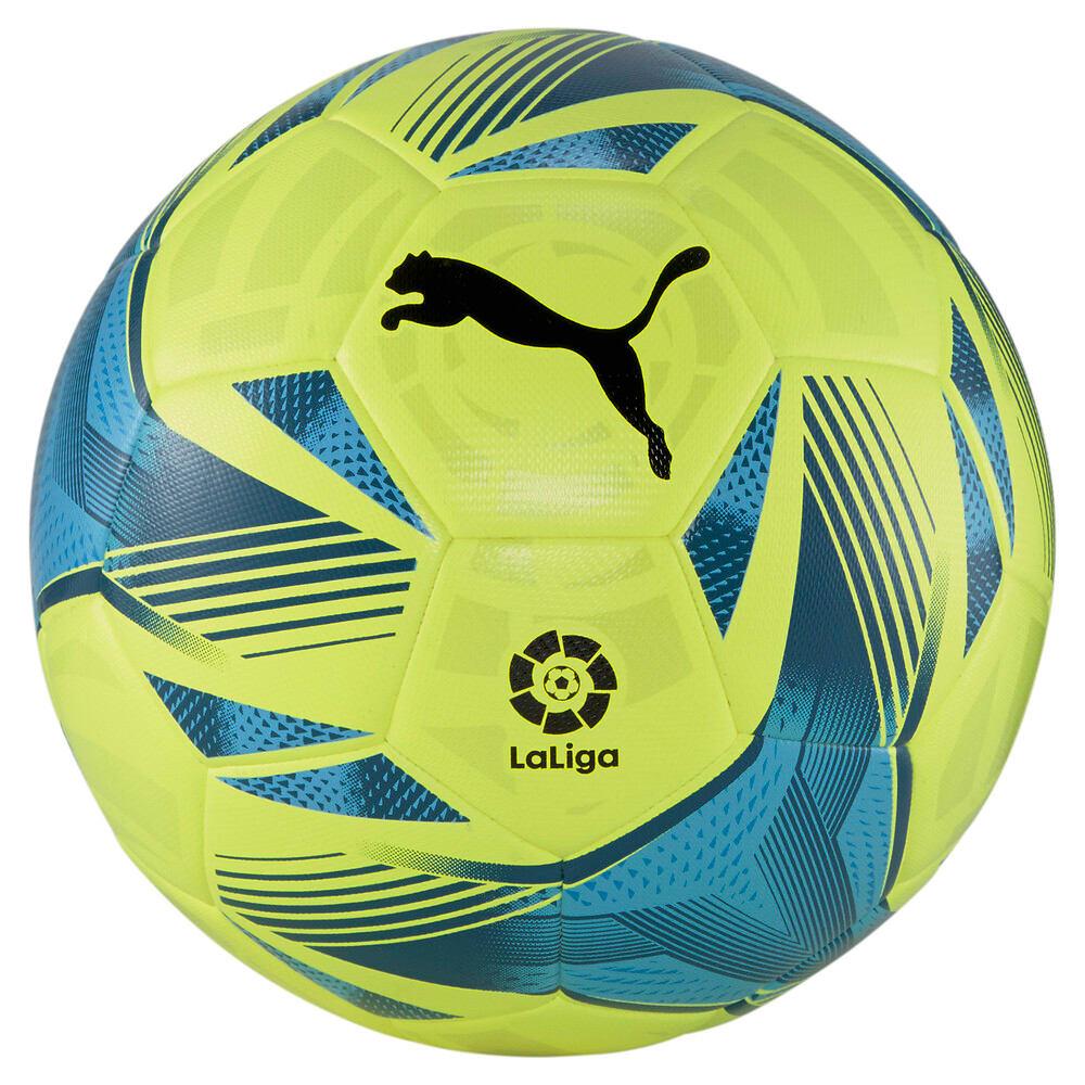 Изображение Puma Футбольный мяч La Liga 1 Adrenalina Hybrid Football #2: Lemon Tonic-multi colour