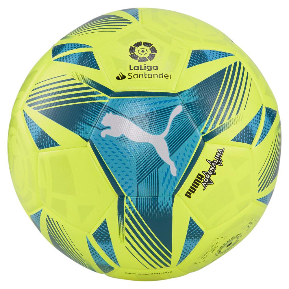 Изображение Puma Футбольный мяч La Liga 1 Adrenalina Hybrid Football #1: Lemon Tonic-multi colour