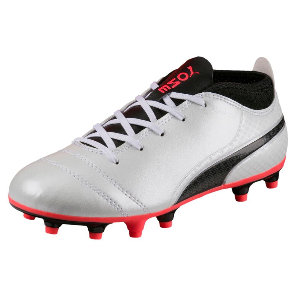 Görüntü Puma ONE 17.4 FG Çocuk Futbol Ayakkabısı #1