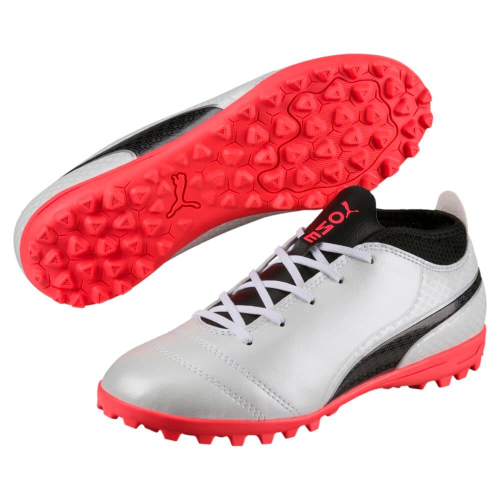 Görüntü Puma ONE 17.4 TT Çocuk Futbol Ayakkabısı #2