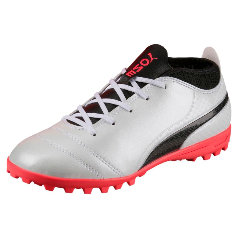 Görüntü Puma ONE 17.4 TT Çocuk Futbol Ayakkabısı #1
