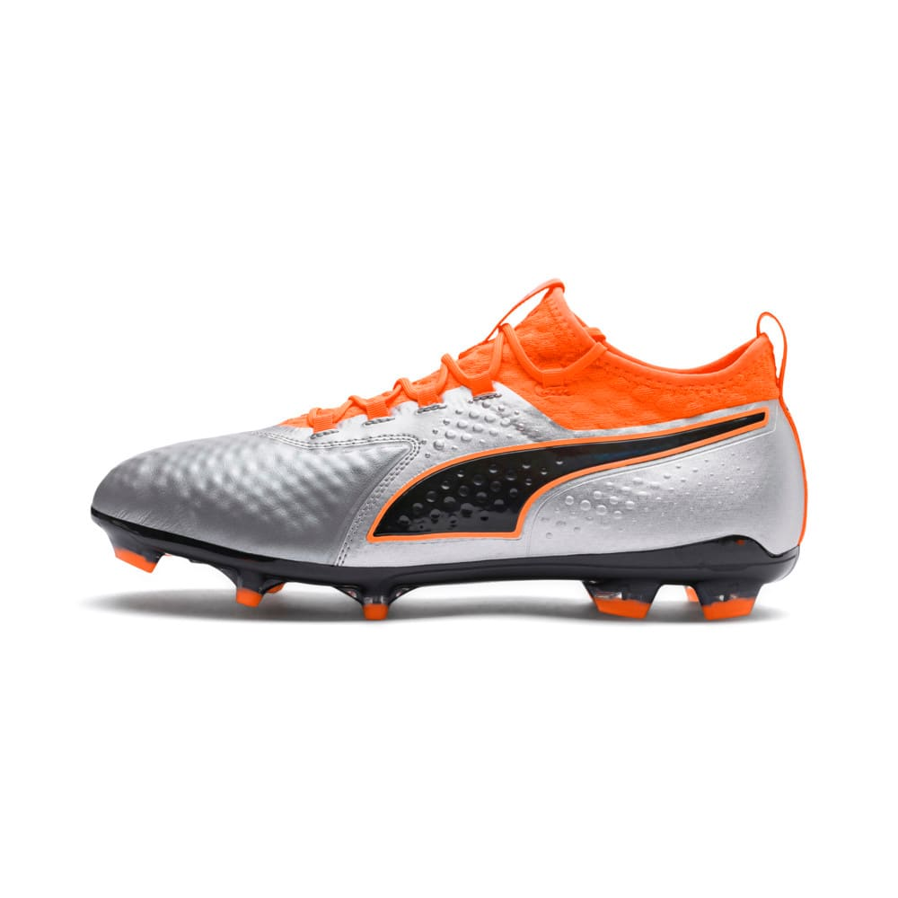 Imagen PUMA Zapatos de fútbol de cuero PUMA ONE 2 FG #1