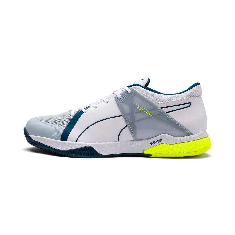 Зображення Puma Кросівки Explode XT Hybrid 2 Handball Shoes #1